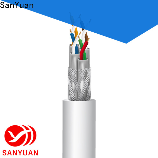 SanYuan cat 7a cable company for data transfer