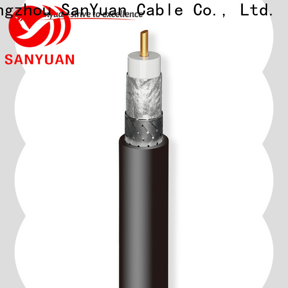 SanYuan 50 ohm cable manufacturer for broadcast radio