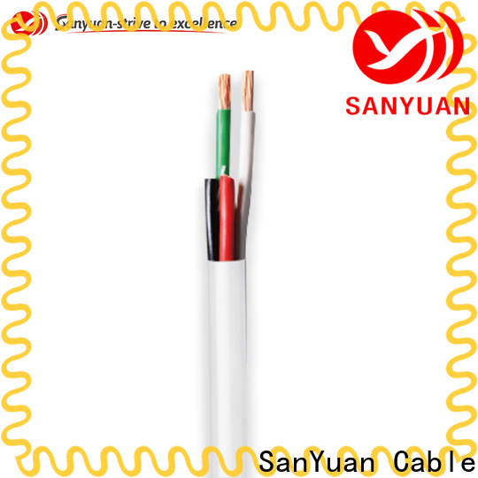 SanYuan hot selling audio cable wire supplier for recording studio