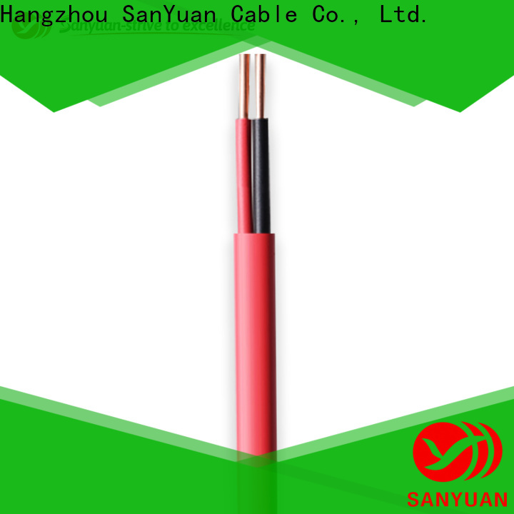 SanYuan flexible control cable suppliers for automation
