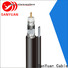 SanYuan easy to expand cable 75 ohm company for data signals