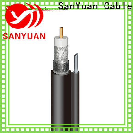 easy to expand 75 ohm coaxial cable company for data signals