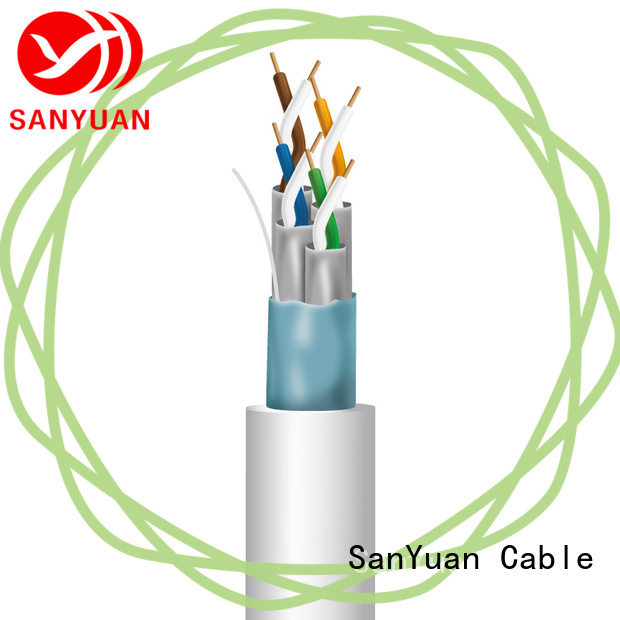 SanYuan cat 7 cable series for data transfer